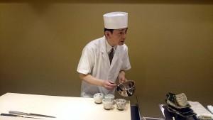 直接宇田川さんから料理に関するこだわりを聞く事ができます