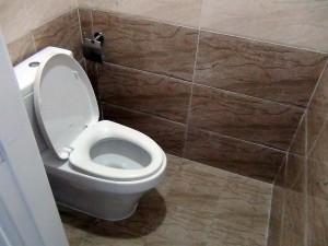 トイレが独立したタイプもあります(202号)