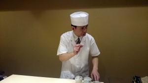 料理の事にはどんな質問にもこだわりを持って楽しく回答してくれます