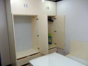 サブベッドルームの収納スペース
