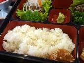 この日本米の白飯、どんな炊き方しているんだろう