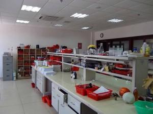 化学を勉強する為の教室