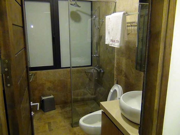 2ベッドルーム2バスルーム2トイレです