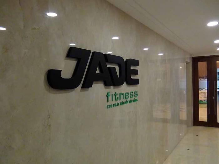 JADE Fitnessという名前です