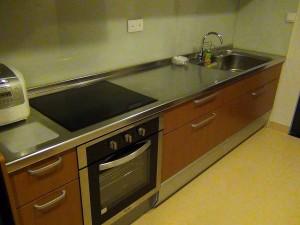 クリナップのキッチン台