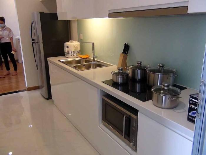 標準のキッチンシステム