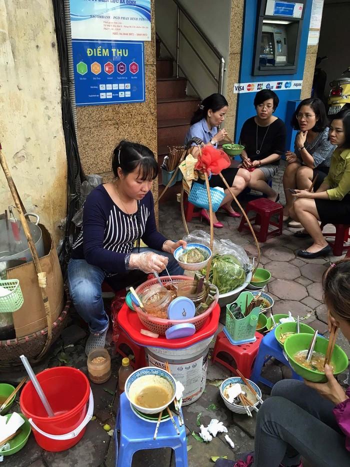 市井のベトナム人女性は、本当によく働きます