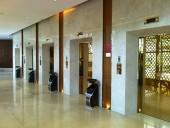 CROWNE PLAZAエレベーターホール