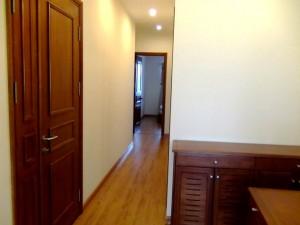 Doi Can通り【新築】リビングと寝室を隔てる廊下