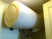 The Manor「バスタブ一杯にお湯を使っても大丈夫な大型タンク」