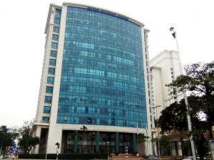 Kim Maの待ち合わせによく利用される韓国DAEWOOホテル