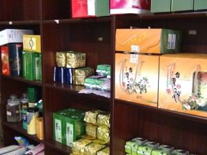品質にこだわる台湾製のお茶