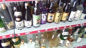 日本のお酒もあります。