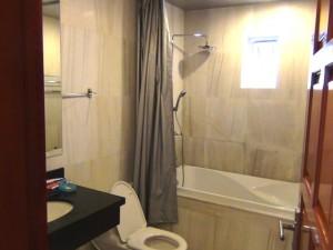 サニタリースペース「浴槽には窓が付きます」