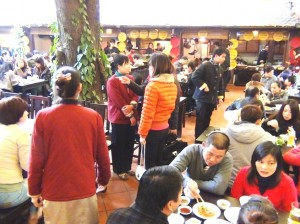 旧正月に来たQuan An Ngon「とても混んでましたが、うまかった・・・」