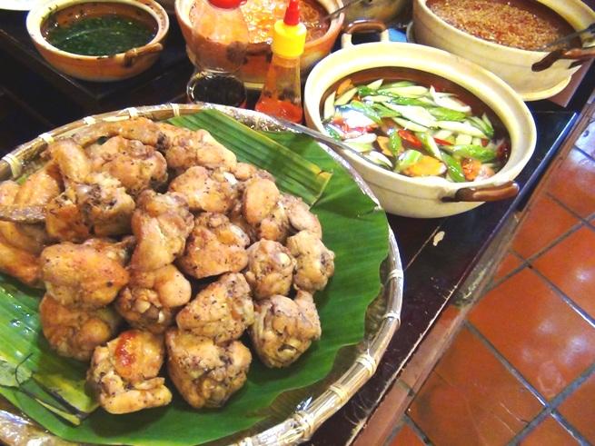 「Quan An Ngon」の美味しいベトナム料理その2