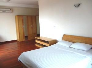 1.570ドルの2ベッドルーム「10畳はあるメインベッドルームはゆったりサイズです」