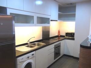 3ベッドルーム(105㎡)のキッチン