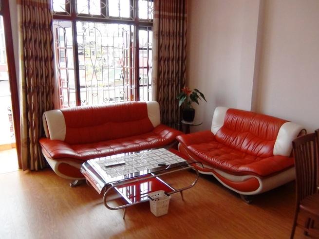 今回ご紹介のTran Phu Apartment【新築】のリビングセット
