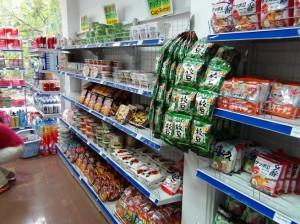 日本で売っているインスタント食材
