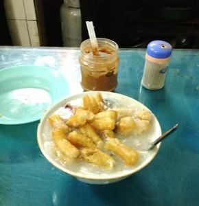 「Chao32」のチキンChao「クセが無いし、お腹当たったことありませんから、すすめです」
