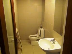 お手洗い、洗面スペース
