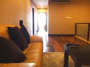 2階の居室空間「1階の大広間に対して2階は少人数での談笑スペースもあります」