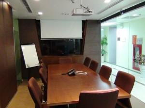 共用の会議室