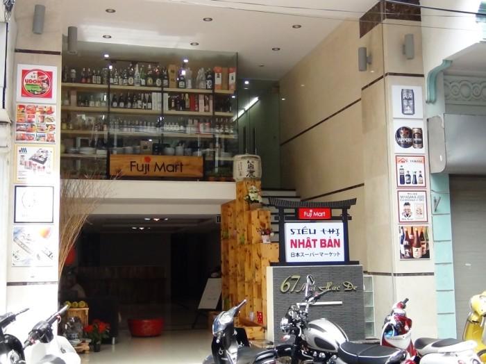 日本食材店「Fuji Mart」がMai Hac Deに登場しました