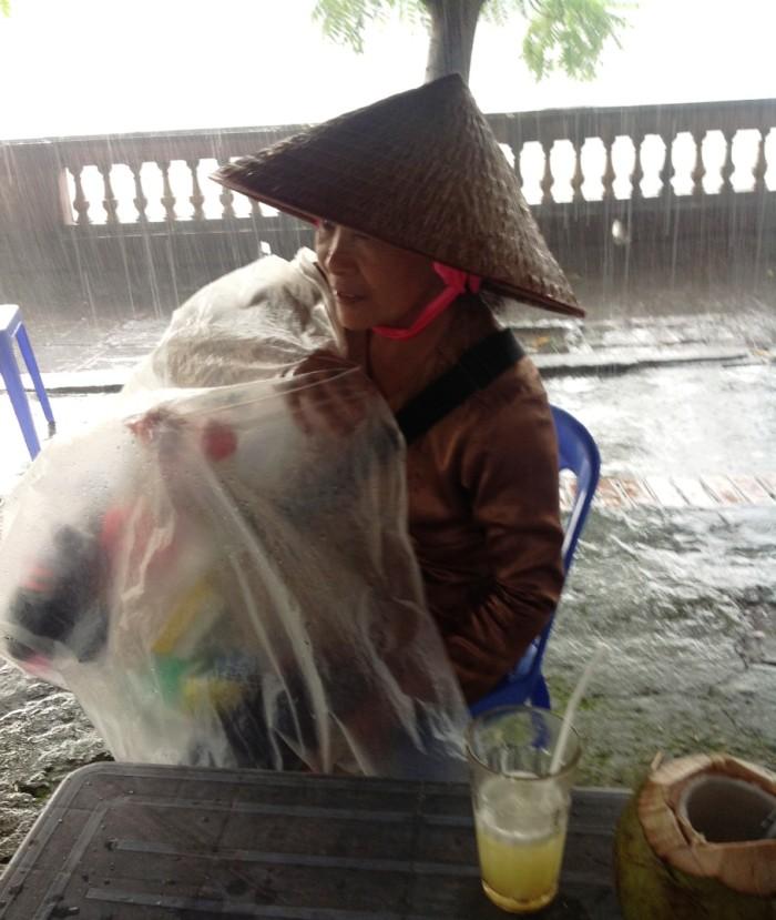 水浸しのベトナム経済も夕立同様いつか晴れ渡るはずです