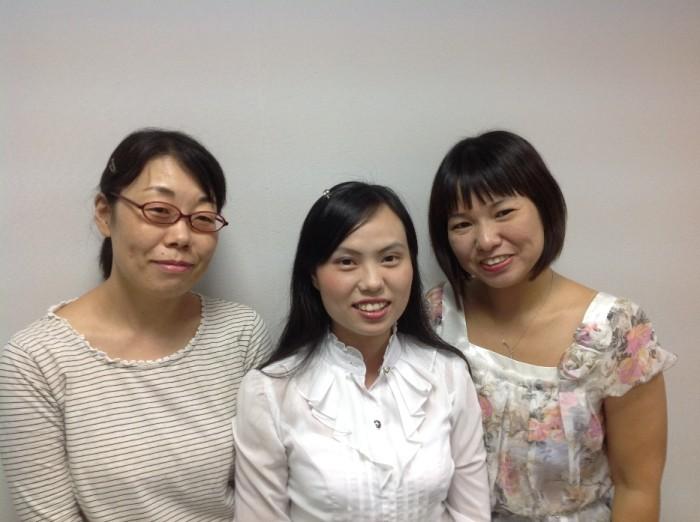 ハノイリビングの精鋭3人娘「ベトナムは女性が超優秀です」