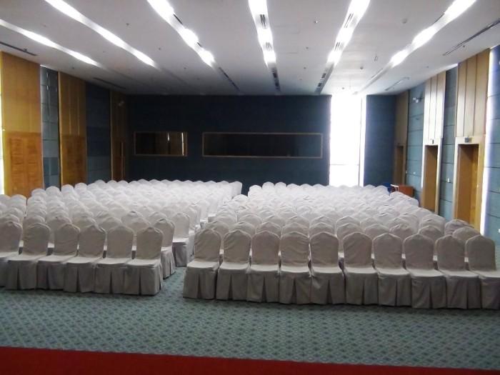講堂もあります「Googleサミットも開催されました」