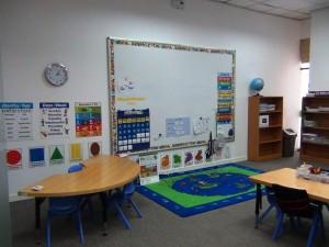 EALの教室
