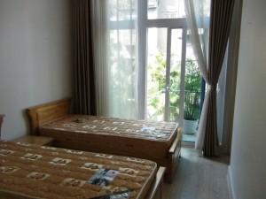 2階のサブベッドルーム