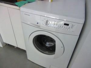 エレクトロラックス(Electrolux)製の洗濯機