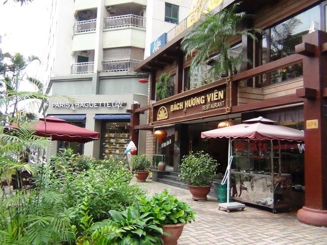 Trung Hoa(チュンホア)にあるたくさんのお店1