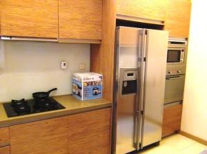 キッチンの標準装備の電化製品