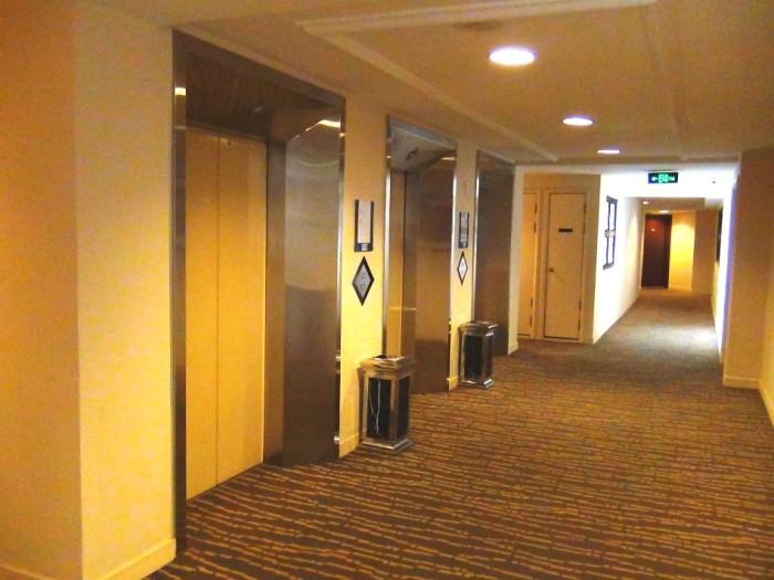 2011年に大改装を施した「Somerset Grand Hanoi」