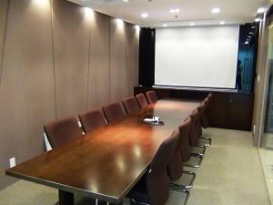 会議室の様子