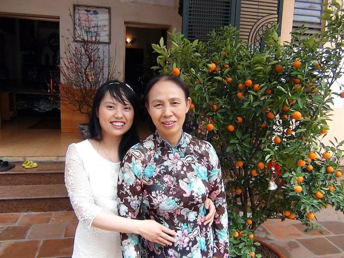 Hongちゃん、お母さん、今年もお招き有り難うございます