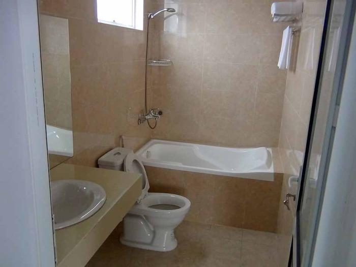 洗面浴室スペースはたっぷりととっています