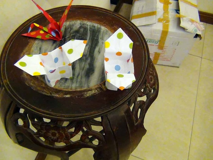 ハノイを愛する日本人達が手作りで日本とベトナムの架け橋を目指すことが店のコンセプト