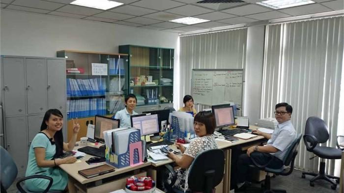 Hongちゃんは我が社のローカルマネージャーです