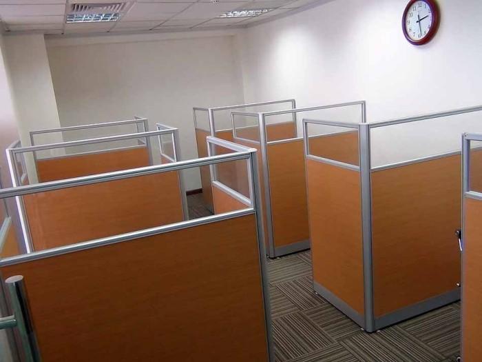 Shared Office「一つ一つのブースが1企業になります