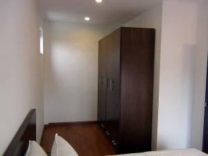 メインベッドルームにある広いクローゼット