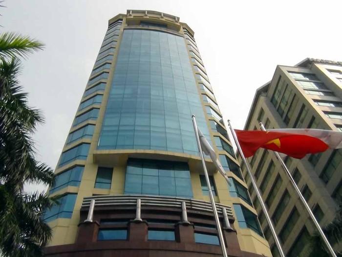 「ISN Serviced Office」が入るKim MaのVIT Towerの全容