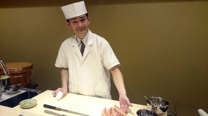 仕入のこだわりは徹底される料理人「宇田川大将」