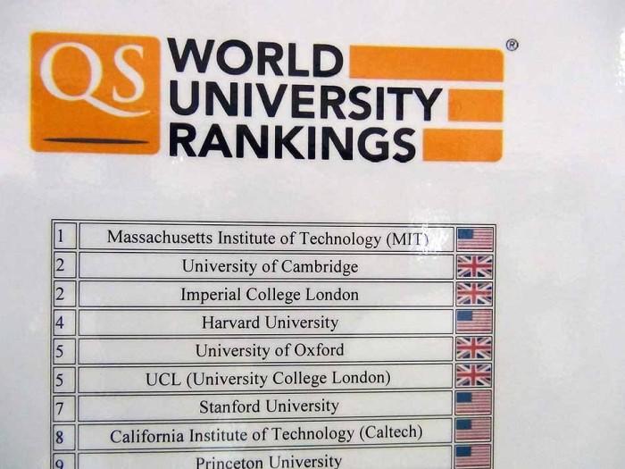世界のTOP大学、BISから何人送り出せるか真剣に取り組んでおられます