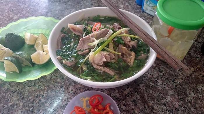 週2回は必ず食べる「Mien Ngan」です