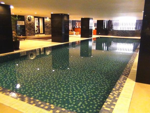 Somerset Hoa Binhの屋内プール